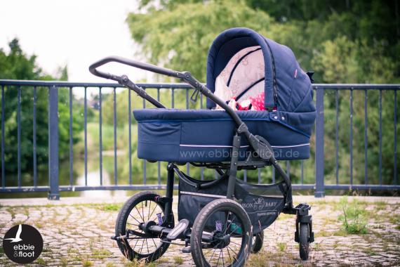 Ein XXL Kinderwagen von Basson Baby