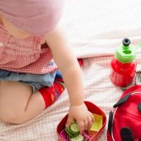 Krippenstart - Kinderleichte Brotdose für die Krippe oder Kindergarten