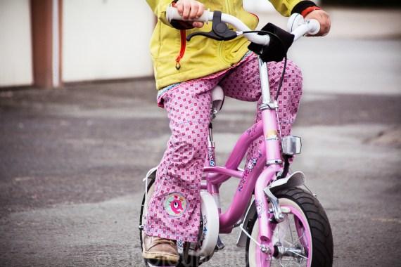 Fahrradfahren lernen mit dem 12 Zoll Fahrrd von BIKESTAR