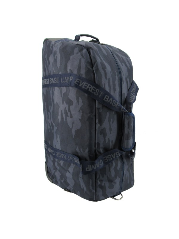 ebc5364 sac de voyage camo black camouflage noir - EBC 5364