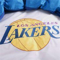Los Angeles Lakers Basketball Bedding Set   EBeddingSets
