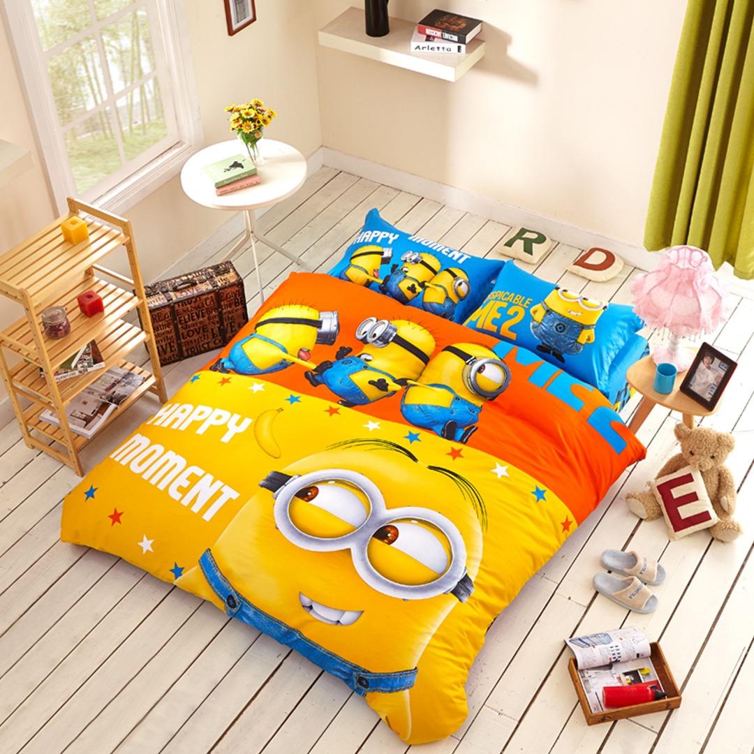 Minion Bedding Set  EBeddingSets