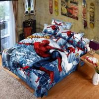 Spiderman bedding set