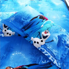 Sofa Cushions Without Covers Sure Fit Stretch Pearson Full 3 Piece Sleeper Slipcover Disney Frozen Bedding Set 100% Cotton | Buy ...