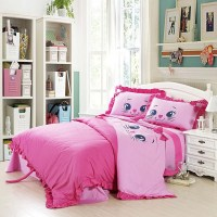 Kids and Baby Kitty Bedding Set | EBeddingSets