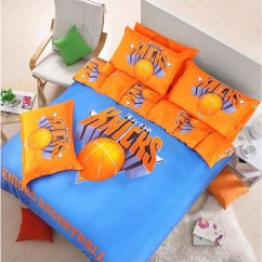 Chair Cover King York On Wholesale Kids Chairs New Knicks Basketball Bedding Set | Ebeddingsets