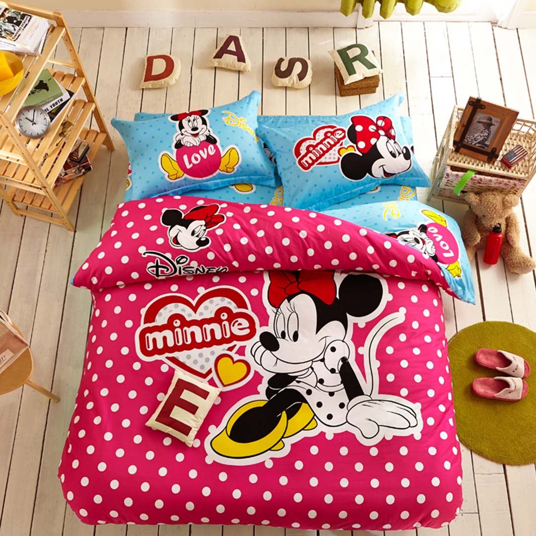 Minnie Mouse Bedding Set EBeddingSets