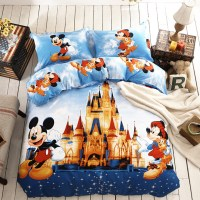 Disney bedding set Twin and Queen Size