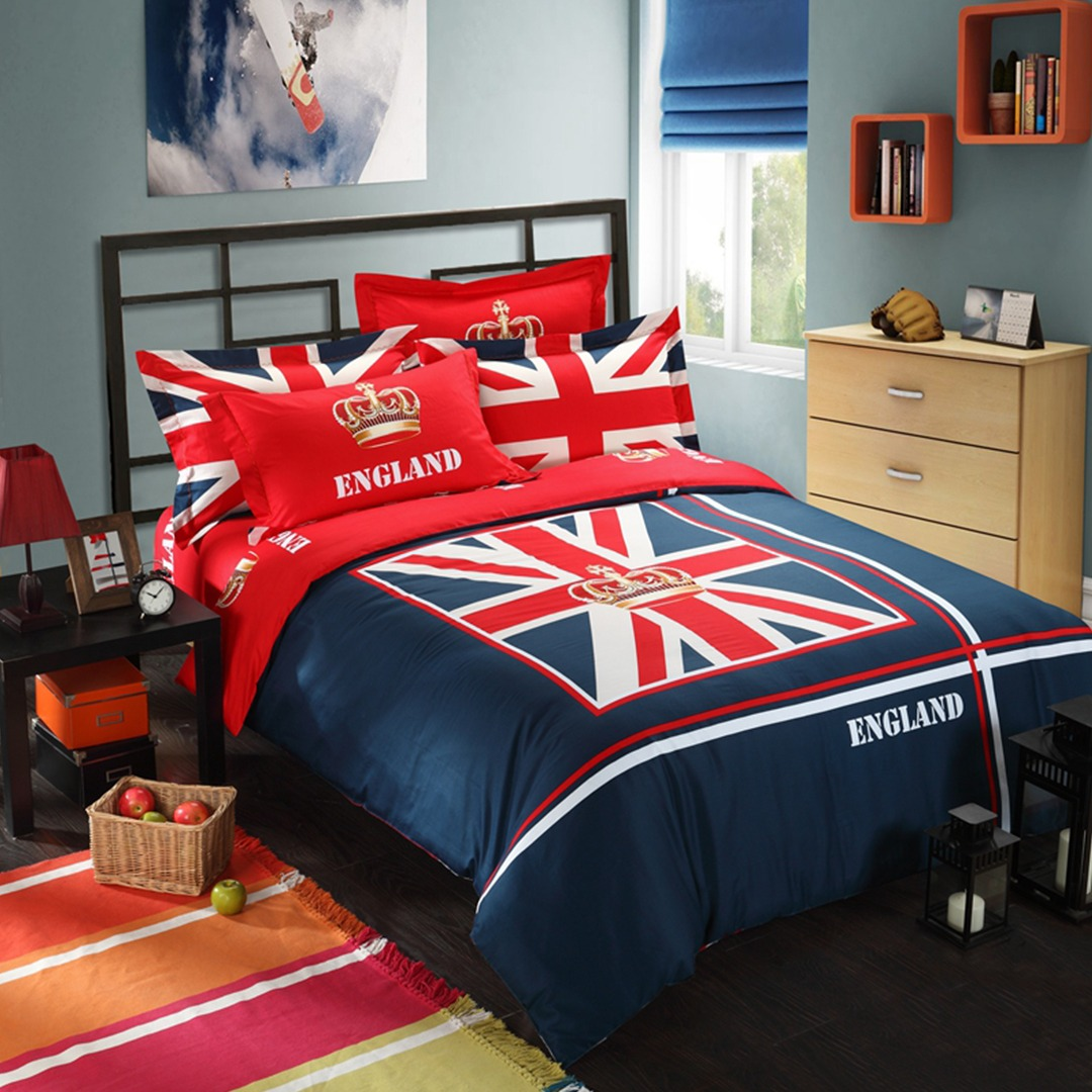 British flag bedding set queen size  EBeddingSets