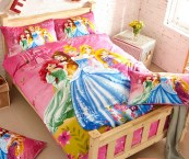 disney princess bed linen