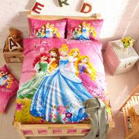 Girls Disney Princess Bedding Set | EBeddingSets