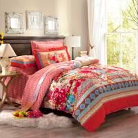 Floral Vector Luxury Bedding Set | EBeddingSets