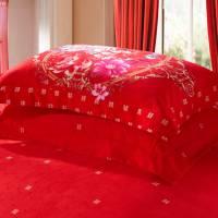 Red Floral Print Bed Sets | EBeddingSets