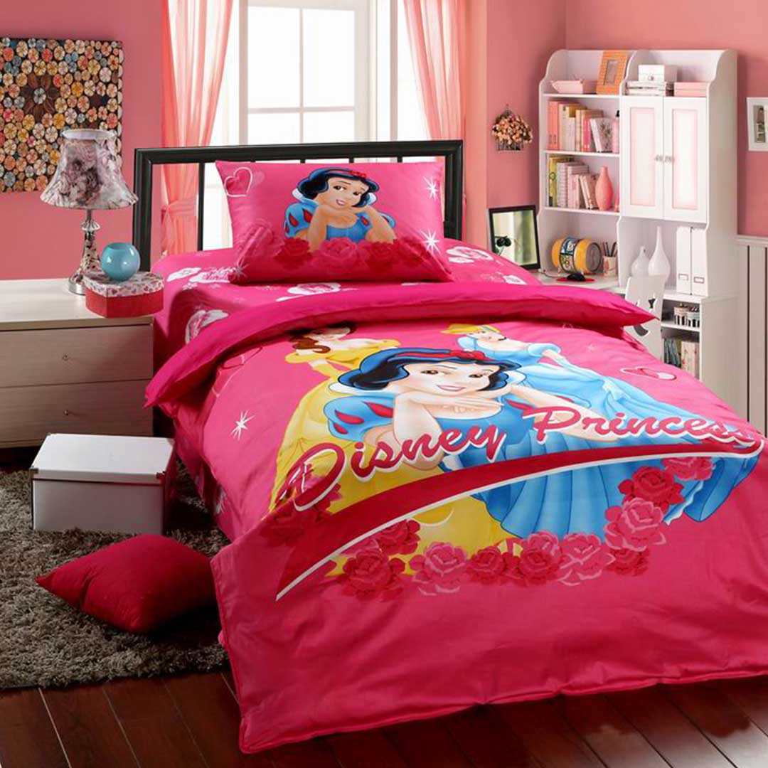 disney princess comforter set