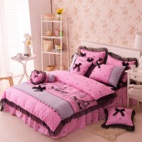 Paris Themed Bedding Set | Buy Paris Themed Bedding Set ...