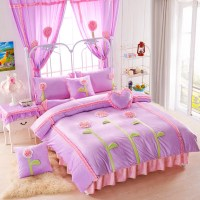 Teen Girl Bedding Set Velvet Fabric | EBeddingSets
