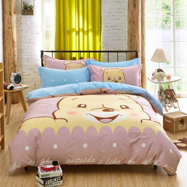 Winnie Pooh Bedding Set Queen Size Ebeddingsets