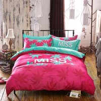 miss marijuana bedding set queen size | EBeddingSets