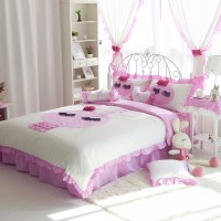shabby chic bedding set Queen & twin size