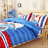 Kids Smurfs Bedding Set Twin Queen King Size | EBeddingSets