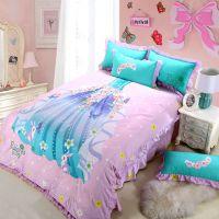 Princess Bedroom Set For Little Girl Pink Bedding ...