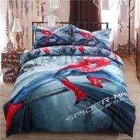 Spiderman Bed Set Twin Queen King Size Comforter ...