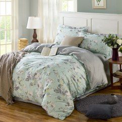 Sofa Cover Blankets Blue Denim Bed Eye-catching Forest Green And Grey Cotton Bedding Set ...