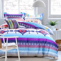 Lovely Multicolor Cotton Bedding Set | EBeddingSets