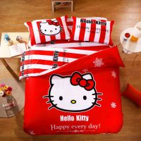 Hello Kitty Bedding Sets Model 1 | EBeddingSets