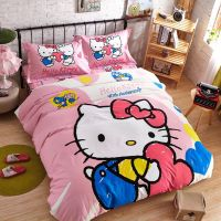 Hello Kitty Bedding Sets Model 11 | EBeddingSets