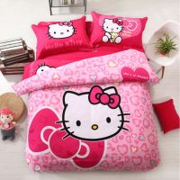 Hello Kitty Bedding Sets Model 16