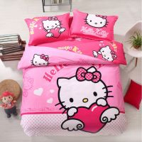 Hello Kitty Bedding Sets Model 4 | EBeddingSets