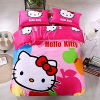 Hello Kitty Bedding Sets Model 5 | EBeddingSets