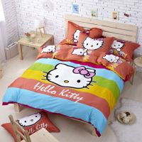 Hello Kitty Bedding Sets Model 6   EBeddingSets