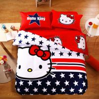 Hello Kitty Bedding Sets Model 7 | EBeddingSets