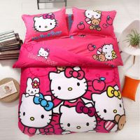 Hello Kitty Bedding Sets Model 8 | EBeddingSets