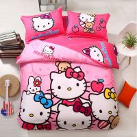 Hello Kitty Bedding Sets Model 9 | EBeddingSets