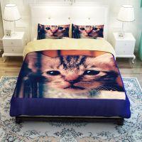 Gorgeous Cat Printed Bedding Set | EBeddingSets