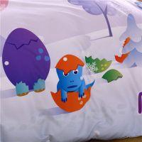 3D Dinosaur Print Bedding Set Twin Queen Size BWL ...