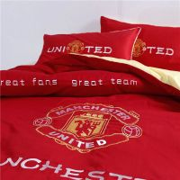 Manchester United F.C Bedding Set Twin Queen Size ...