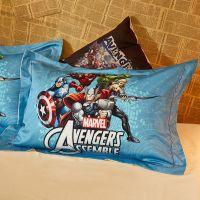 Avengers Assemble Super Heroes Bedding Set