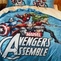 Avengers Assemble Super Heroes Bedding Set | EBeddingSets