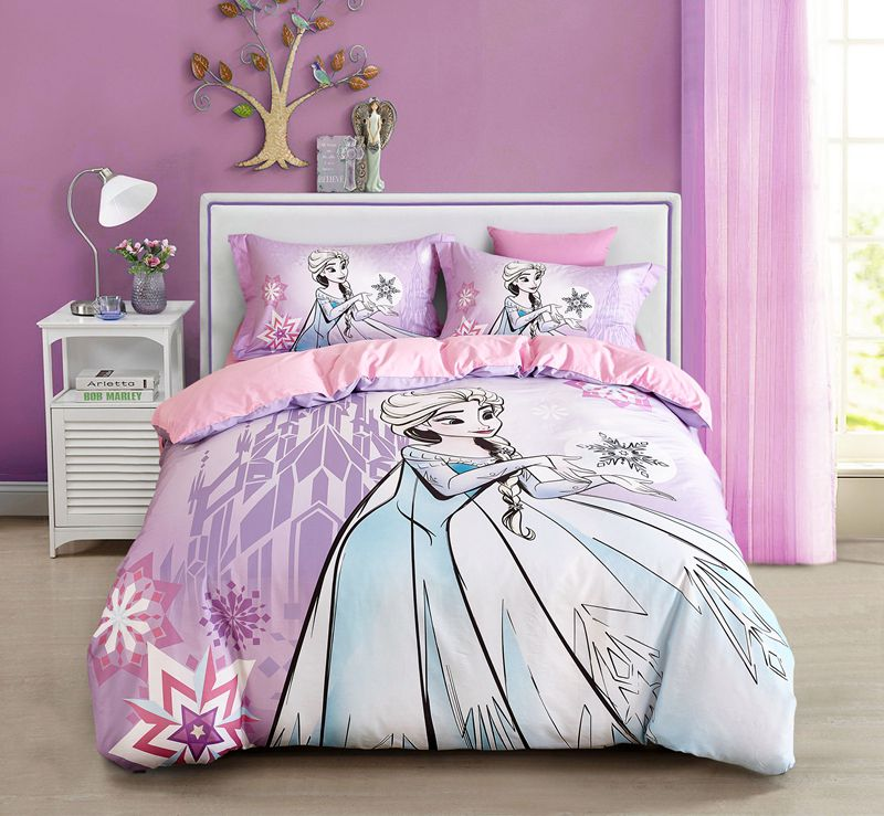 Disney Frozen Elsa Bedding Set Twin Queen Size  EBeddingSets