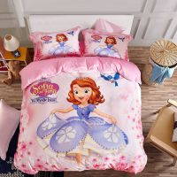 Disney Sofia the First Bedding Set Twin Queen Size ...