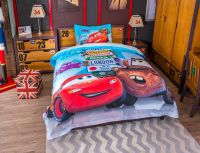 Disney Cars and Trucks Bedding Set Twin Queen Size ...