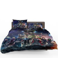 Marvel Avengers Infinity War Super Heroes Bedding Set