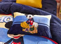 Mickey Mouse kids bedding sets for boys