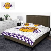 Buy NBA Los Angeles Lakers Bedding Comforter Set |Up to 50 ...
