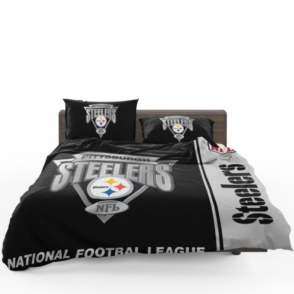 Pittsburgh Steelers Comforter Set Queen