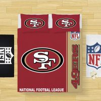 Buy NFL San Francisco 49ers Bedding Comforter Set | Up to ...